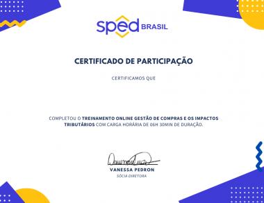 White Geometric Design Participation Certificate (9)